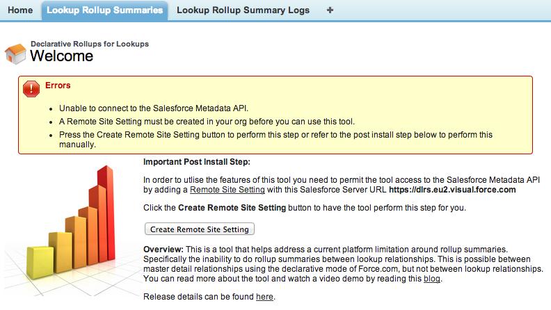 Post Install Apex Metadata API Configuration Solved! | Andy