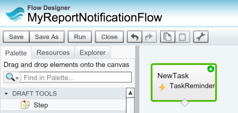 ReportNotificationFlow