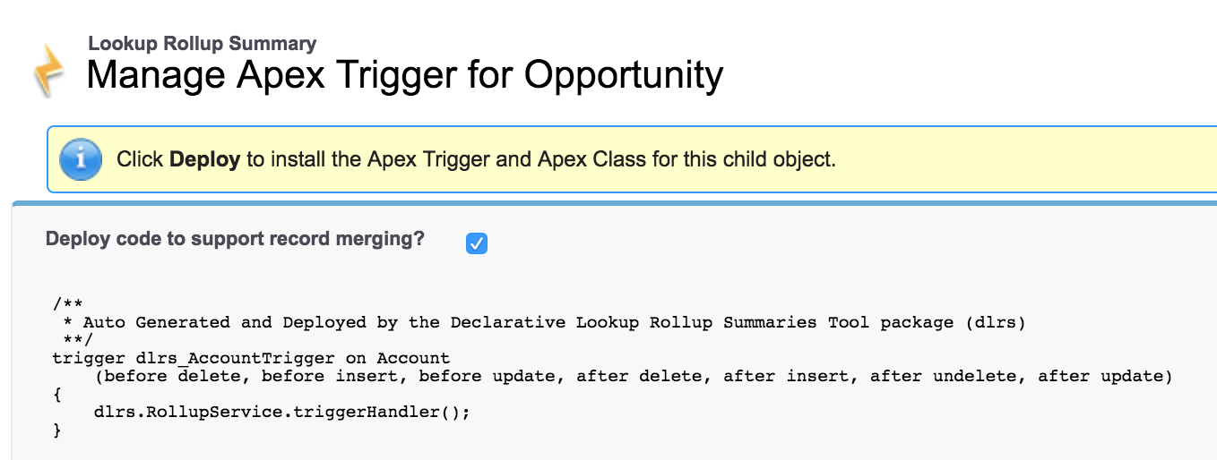 Declarative Rollup Tool Summer Release! | Andy in the Cloud